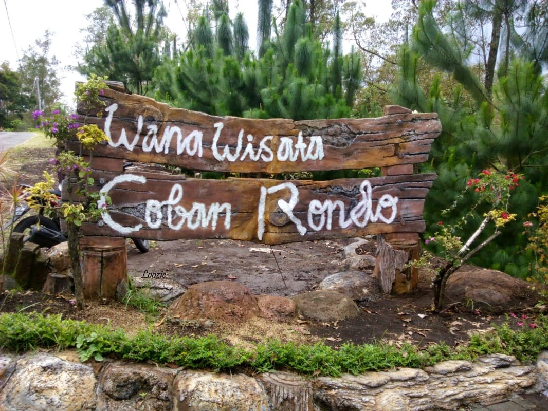 Coban Rondo In Malang East Java The Awesome Accommodation